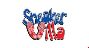 SNEAKER VILLA logo