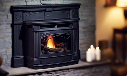 Product image for Hometown Fireplace Outlet Free on/off remote control with any gas log set.