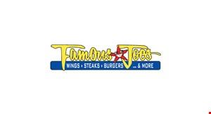 Famous Joes logo