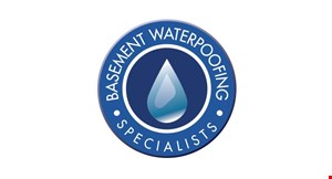 Product image for BASEMENT WATERPROOFING SPECIALISTS FREE* BASEMENT CONSULTATION while still available SAVE UP TO $950** 2018 Pricing*** 25% OFF advanced pathogenic remediation procedure *Free Consultation available to owners of structure. ***Retro pricing available due to large material inventory and rising costs.