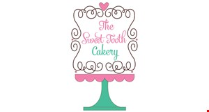 The Sweet Tooth Cakery logo