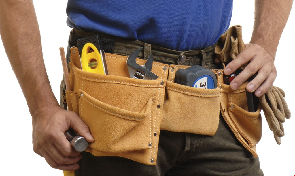 Product image for The Handyman  Company SAVE $50 OFF OF ANY JOB OVER $250.