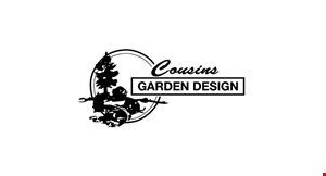 Cousins Garden Design logo