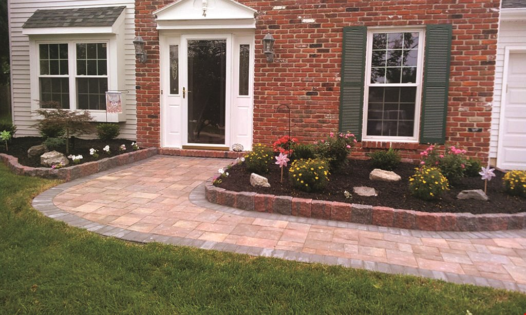 Product image for Cousins Garden Design $500 off any hardscaping or landscaping over $4,999