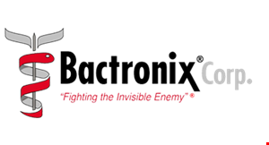 Product image for BACTRONIX $50 off any services.