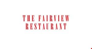 The  Fairview  Restaurant logo