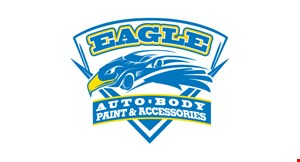 Eagle Auto Body logo