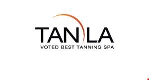 TAN LA logo