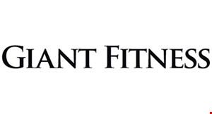 Giant Fitness Voorhees logo