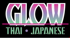 Glow Thai & Japanese logo