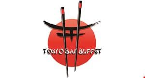 Tokyo Bay Japanese Buffet logo