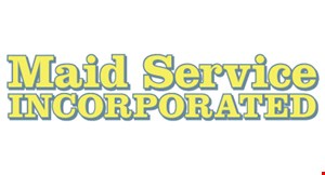 Maid Service Incorporated logo