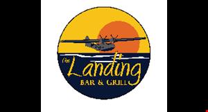 The Landing Bar & Grill logo