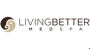 Living Better Med -Spa logo
