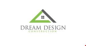 Dream Design Construction logo