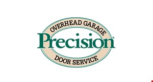 Product image for Precision Garage Doors $50 off high-cycle spring replacement*.