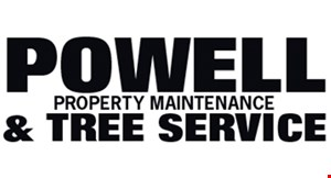 Powell Property Maintenance & Tree Service logo