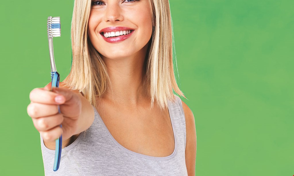 Product image for Family Dental Associates of Brookdale Exam & cleaning only $99
