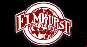 Elmhurst Restaurant logo