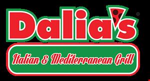 Dalia's Italian & Mediterranean Grill logo