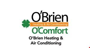 O'Brien Heating & Air Conditioning logo
