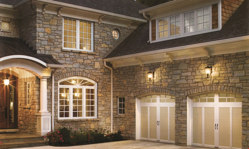 Product image for Hunter Door Service $100 off any garage or entry door install