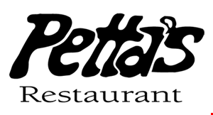 Petta's Restaurant logo