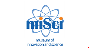 The Museum of Innovation and Science logo