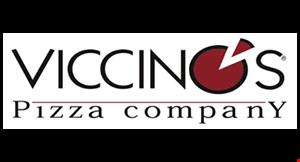 Viccino's Pizza Company logo