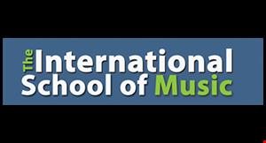 The International School of Music logo