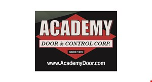 Product image for Academy Door Up to $200 off select new garage doors.