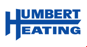 Product image for Humbert Heating & Cooling $100 off any air conditioning or heat pump system installation.