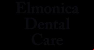 Elmonica Dental Care logo