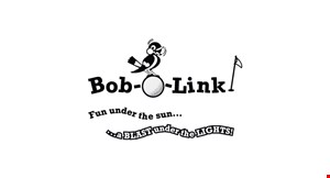 Product image for BOB-O-LINK GOLF CLUB INC. $26 two for 9