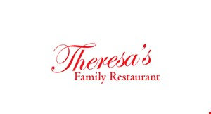 Theresa's Family Restaurant logo