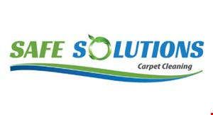 Safe Solutions Carpet Cleaning logo