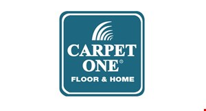 Cluff's Carpet One logo