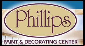 Phillips Paint & Decorating logo