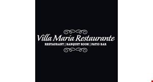 Villa Maria Restaurant logo