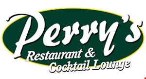 Perry's Restaurant & Cocktail Lounge logo