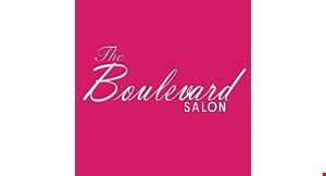 The Boulevard Salon logo