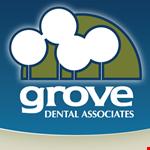 GROVE DENTAL ASSOCIATES logo