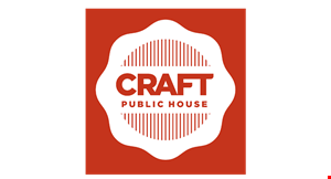 Craft Public House logo