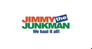 Jimmy The Junkman logo