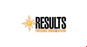 Results Professional Tanning & Nutrition logo