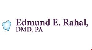 Edmund E. Rahal, DMD, PA. logo
