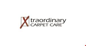 Xtraordinary Carpet Care logo