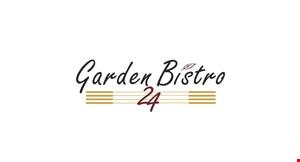 Garden Bistro 24 logo