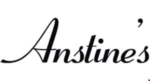 Anstine's Sweet Stop logo