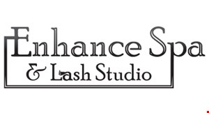 Enhance Spa and Lash Studio logo